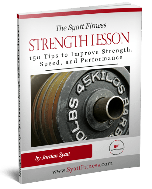 The Syatt Fitness Strength Lesson