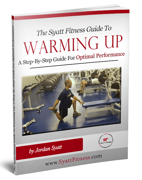 The Syatt Fitness Guide to Warming Up-A Step by Step Guide-Cover-sm