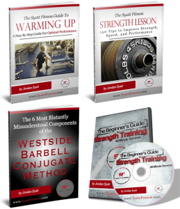 the westside barbell book of methods pdf