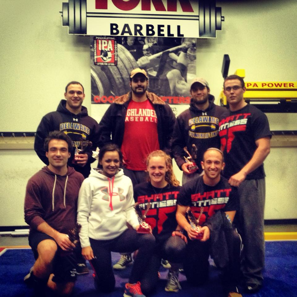 Recap of the 2013 IPA National Powerlifting Championships
