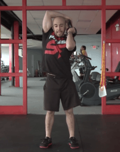 Exercise Video of the Week: The Kettlebell Halo
