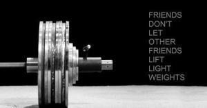 9 Steadfast Principles of Elite Performance Raw Powerlifting: Part 1