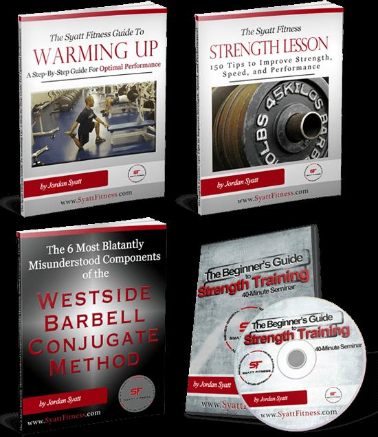 Syatt Fitness Newsletter Free Gifts