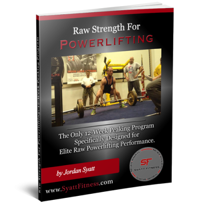 Raw Strength Book Cover