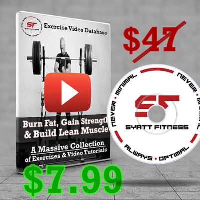The Complete Syatt Fitness Exercise Database