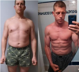 "15 Heart Stopping Body Transformations (And The Dirty Truth About ""Online Personal Training"")"