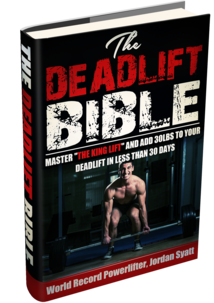 deadlift technique